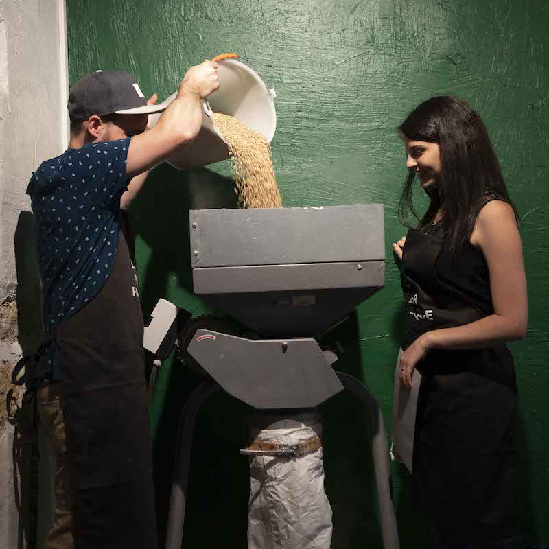 ateliers maitre brassage à Lyon