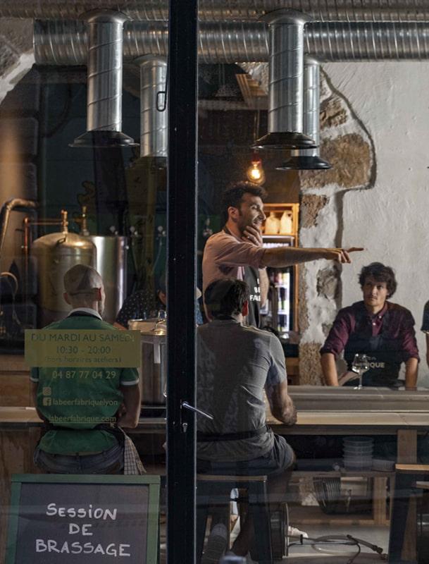 Ateliers de brassage de bière à Lyon