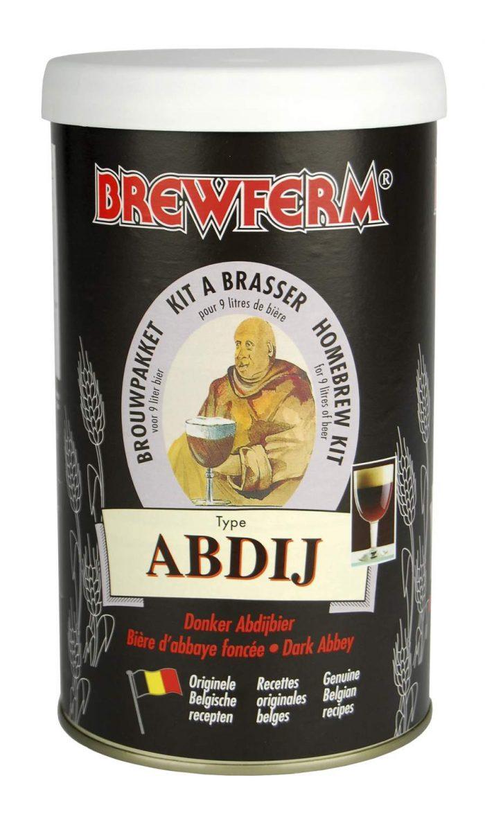 kit bière brewferm abdij