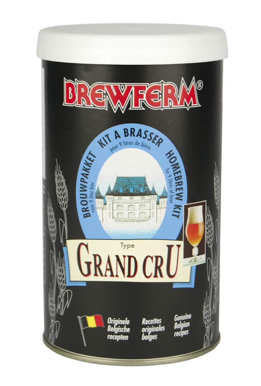 kit bière brewferm grand cru