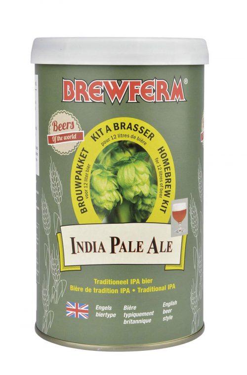 Kit bière à brasser Brewferm IPA