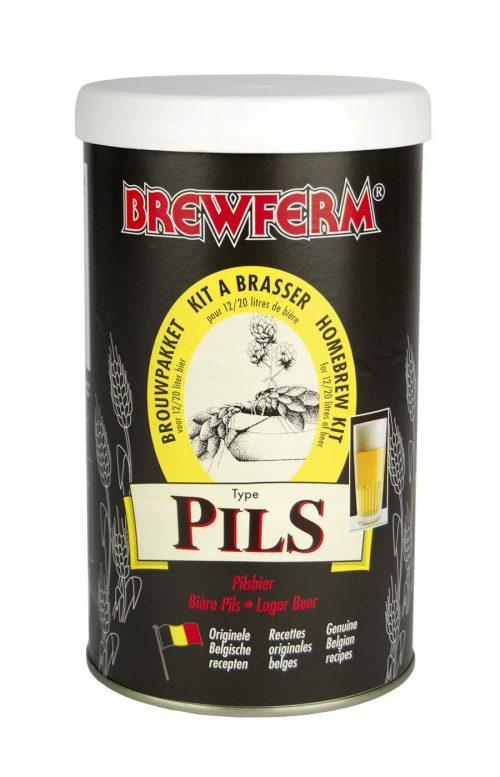 kit bière brewferm pils