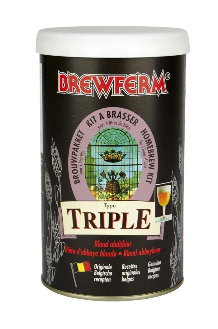 kit bière brewferm triple