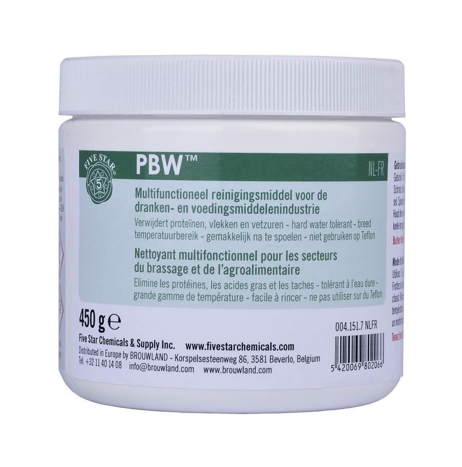 désinfectant PBW Five Star