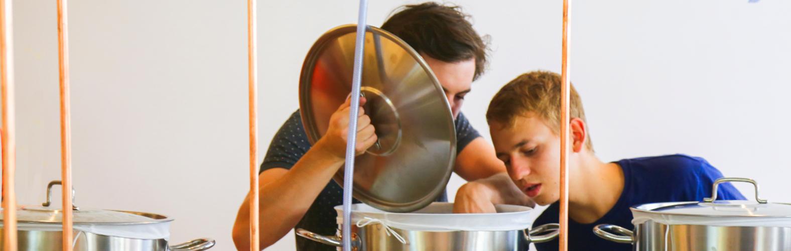 atelier de brassage cours débutant
