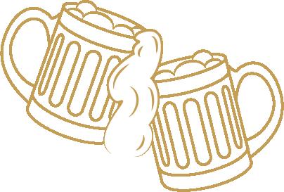 illustration bières