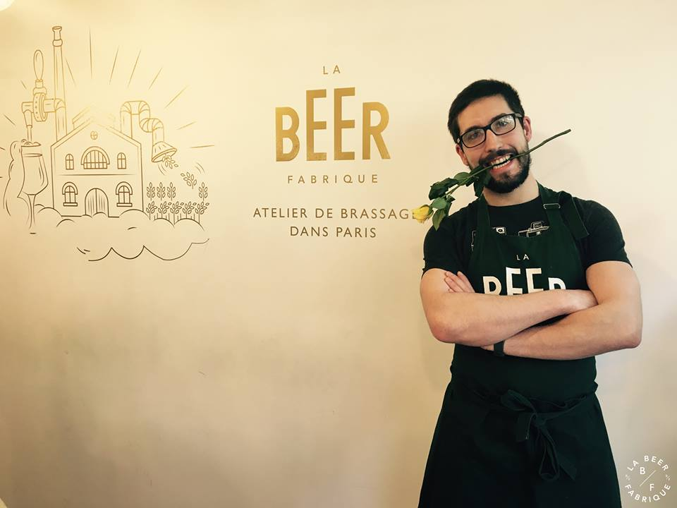 Guillaume La Beer Fabrique