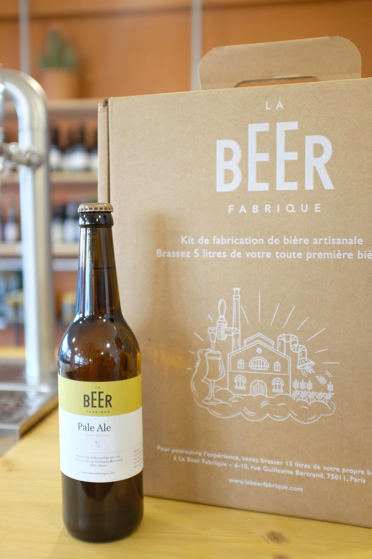 Kit de fabrication pour Pale Ale