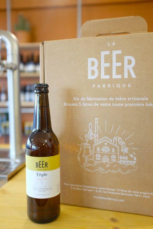 Kit de fabrication pour bière