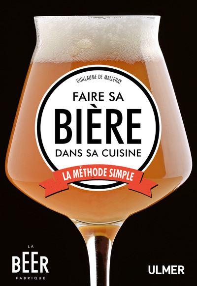 Livre explication fabrication bière