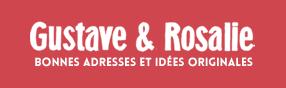 logo gustave & rosalie