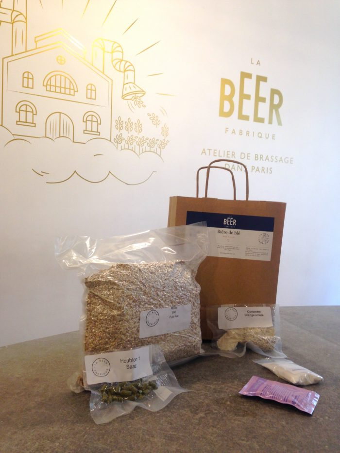 recharge bière de blé