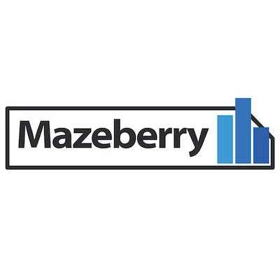 Logo Mazeberry