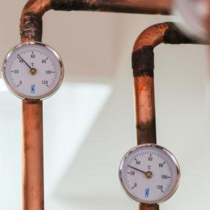 Mesure de la température des brassins, pour fabriquer de la bonne bière