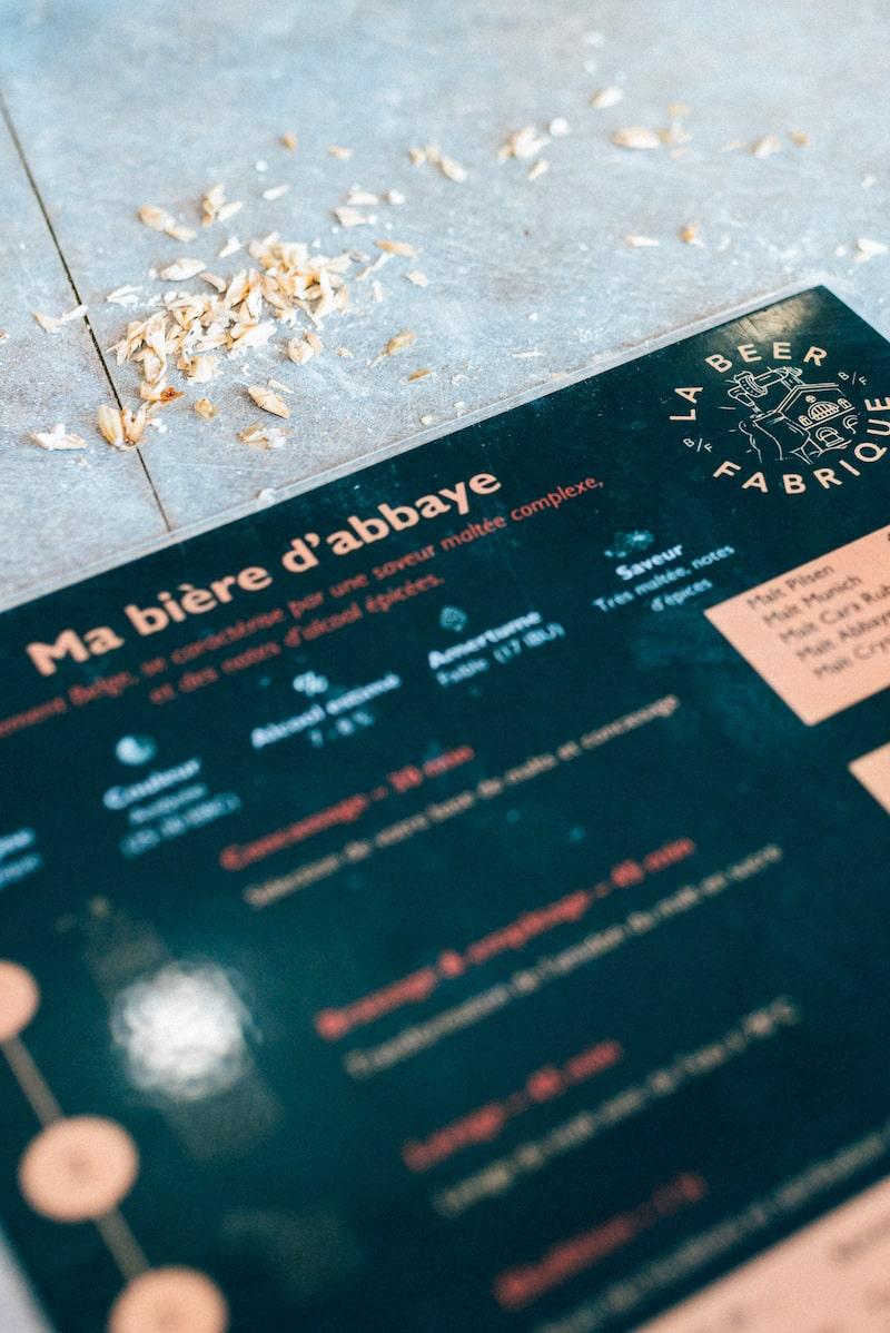 Description du contenu de l'atelier