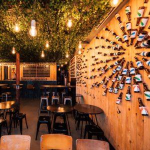 Le bar fondamental à Paris